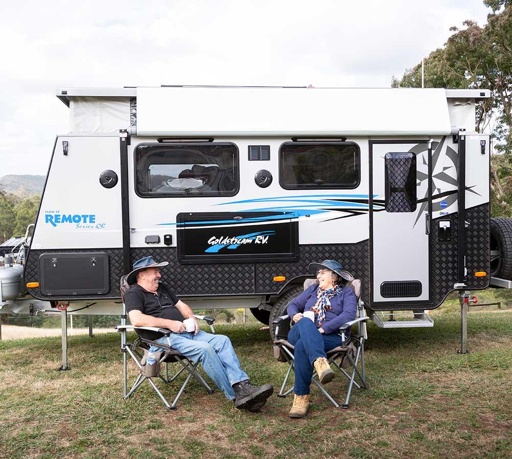 Goldstream RV Poptop - 2019 Remote 1500