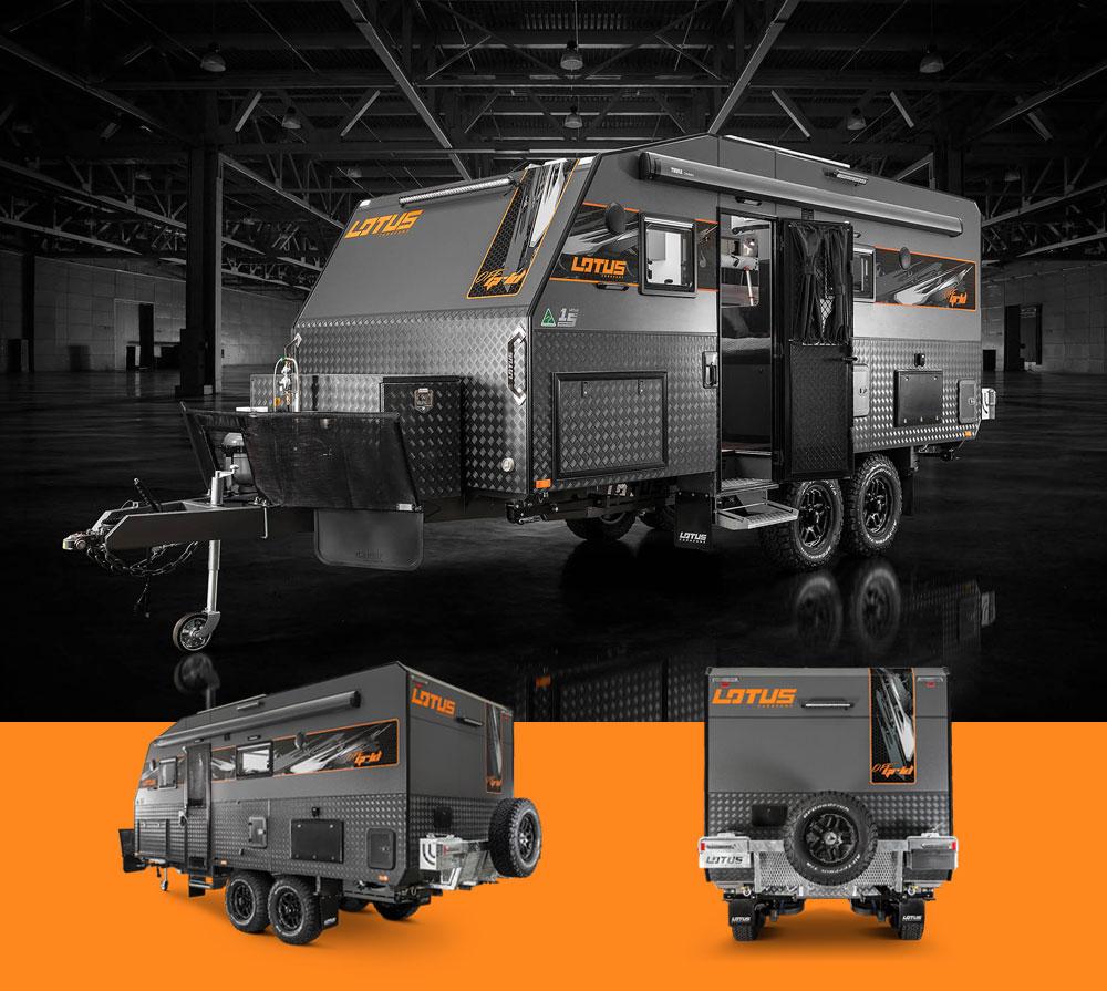 New & Used Caravans | Campers | Pop Tops - Chapman Caravans
