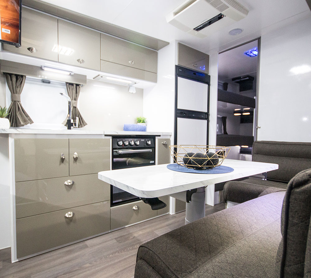 Royal Flair Caravans - 2017 Family Flair Range