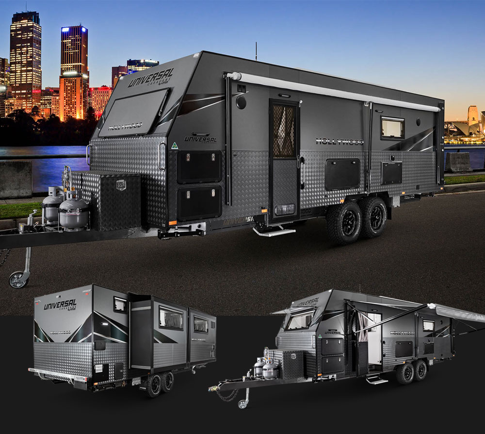 Universal Caravans - 2019 Hollywood Range