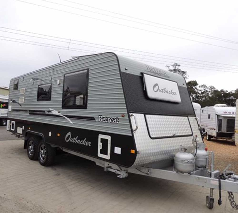 Chapman New & Used Caravans, Pop Tops & Campers